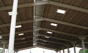 Construção de galpão em Ferraz de Vasconcelos