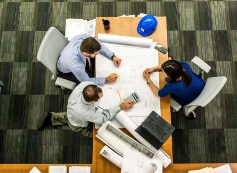 Empresa de reforma e construção