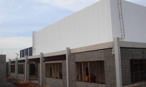 Construção de galpão em SP