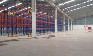 Construção de galpões industriais pré-moldados