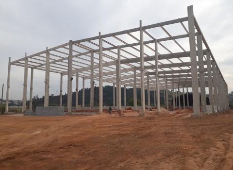 Estrutura pré moldada de concreto preço