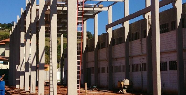 Custo de construção de galpão pré moldado