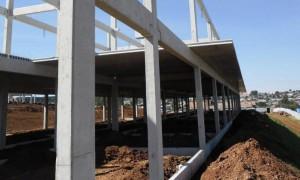 Construção de galpão em Guarulhos