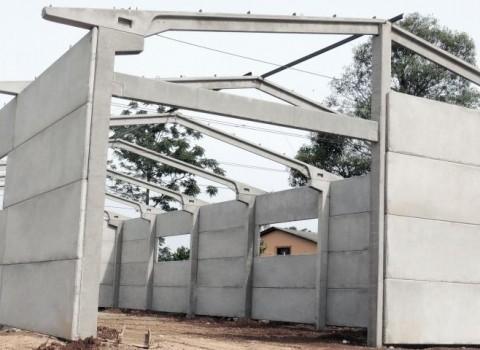 Painel de concreto preço