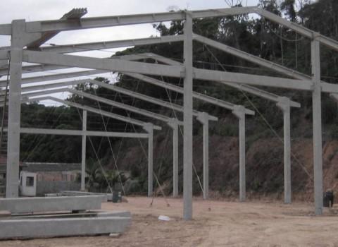 Construção de galpão em Sorocaba