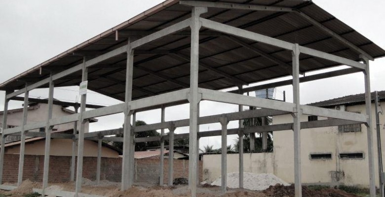 Construção de galpão em Francisco Morato