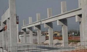 Vigas pré moldadas para pontes