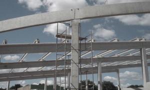 Construção de galpão em Itapetininga