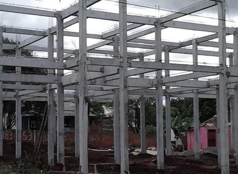 Construção de galpão em Itapecerica da Serra