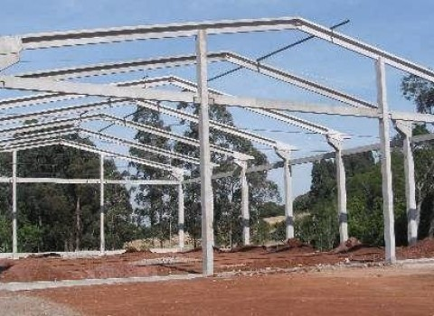Construção de galpão em Jundiaí