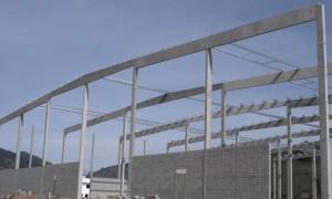 Construção de galpão em São Carlos