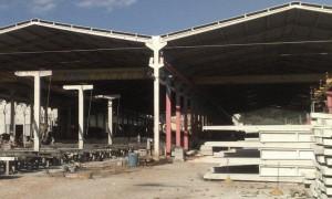 Construção de galpão em Jacareí