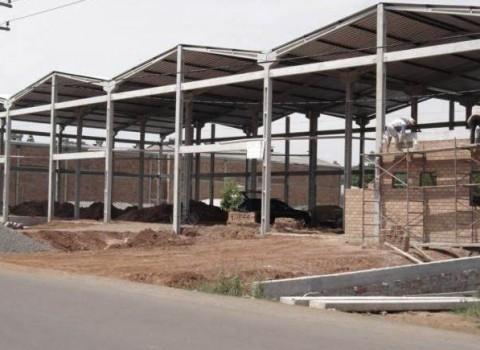 Construção de galpão em Araraquara