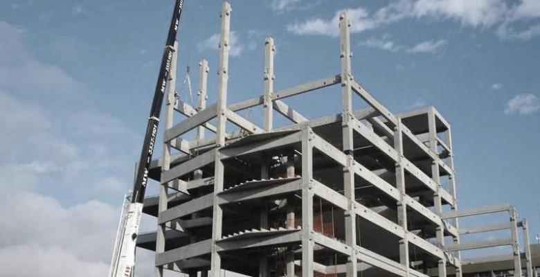 Construção de galpão em São Bernardo do Campo