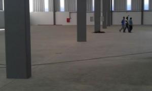 Construção de galpão em Campinas