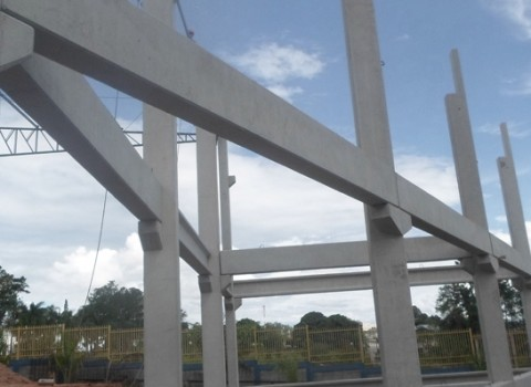Construção de galpão em Hortolândia