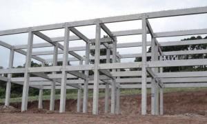Construção de galpão em Mauá
