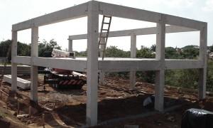 Construção de galpão em Osasco