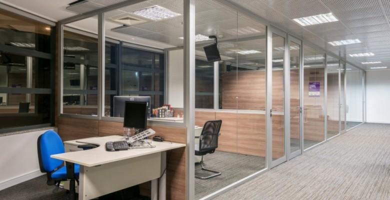 Empresa de reforma de escritórios