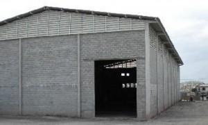 Construção de galpão Barueri