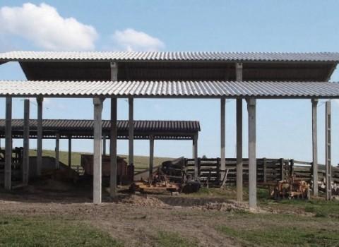 Construção de galpão em Sumaré