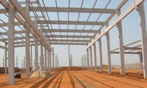 Preço de construção de galpão industrial